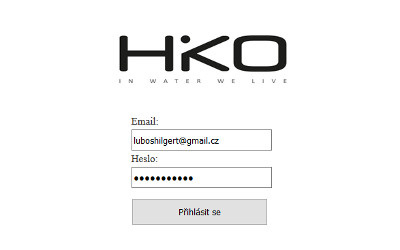 Zobrazení uloženého hesla na webových stránkách
