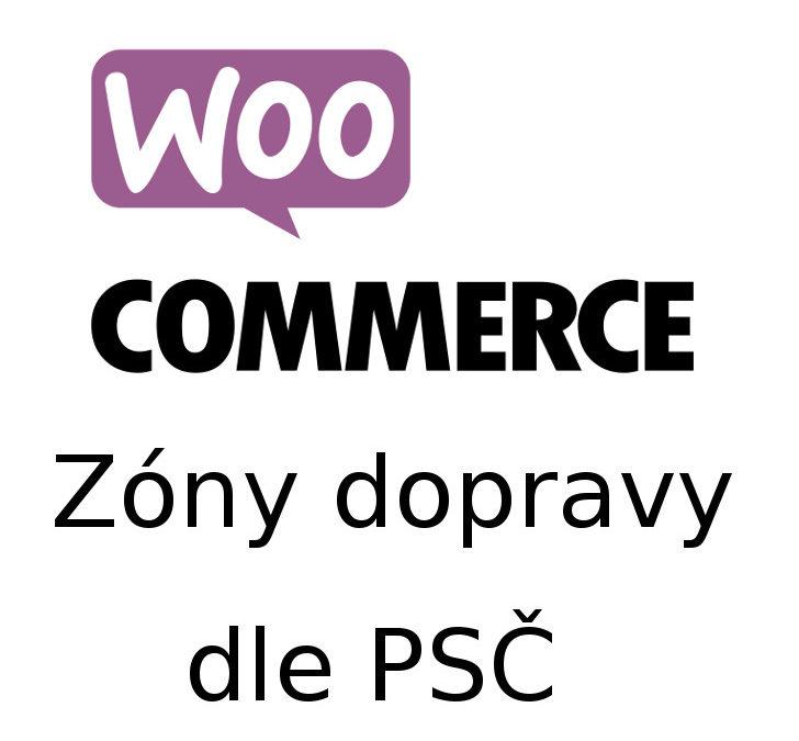 Nastavení dopravy dle PSČ ve WooCommerce