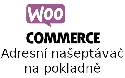 Nastavení našeptávače adresy na pokladně ve WooCommerce